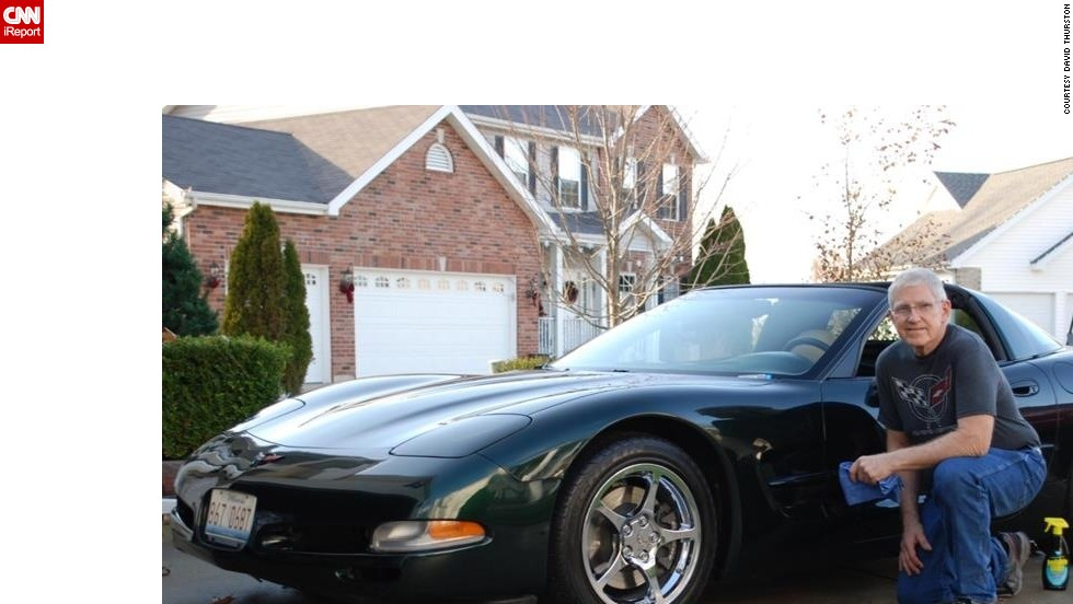 "<a href=""http://ireport.cnn.com/docs/DOC-996200"">David Thurston</a> details his 2000 Coupe. He says he loves having a piece of American history and tradition, and ""being a part of a unique community,"" he said."