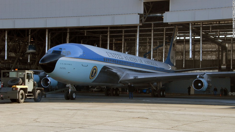 Pentagon Picks New Air Force One Plane Cnnpolitics
