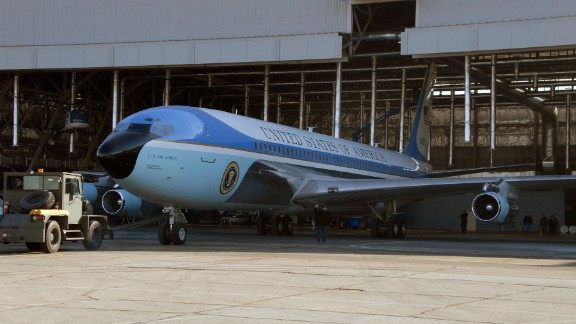 "Many aviation enthusiasts, aircraft geeks and history buffs see the jet as a national treasure. As Vice President Al Gore put it when he last boarded it in 1998: ""If history itself had wings, it probably would be this very aircraft."""