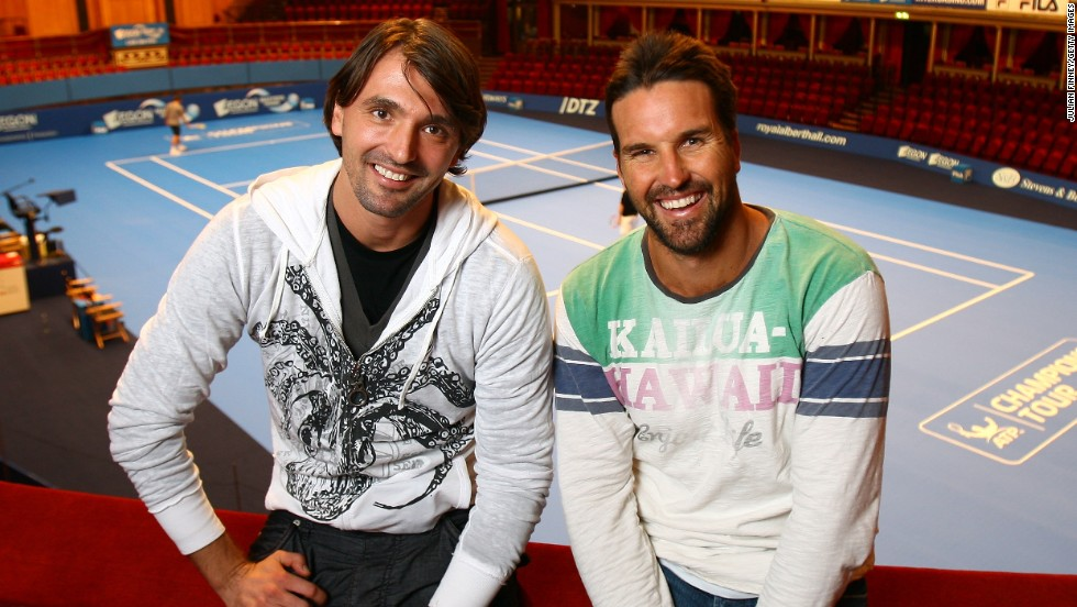 Ivanisevic and Rafter remain good friends and can be occasionally seen playing on the seniors' tour. Ivanisevic helps to run a tournament in Zagreb while Rafter is Australia's Davis Cup captain.