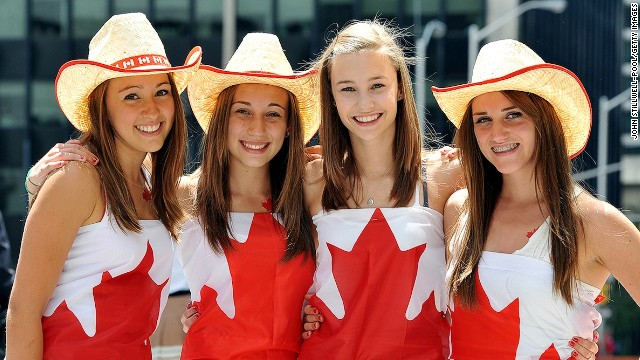 How to pretend youre Canadian when you travel   CNN Travel