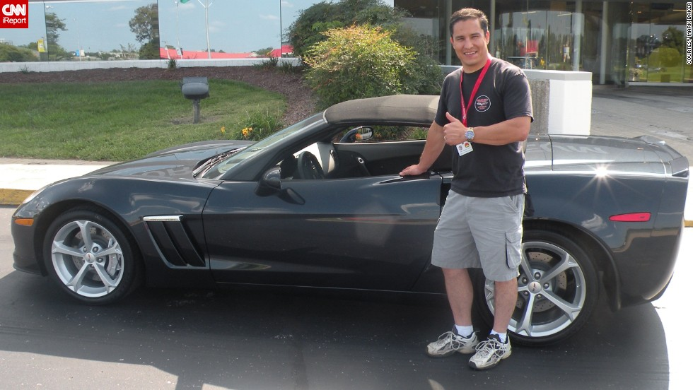 What Corvette Creator Harley Earl And Steve Jobs Shared CNN - Sports cars for tall guys