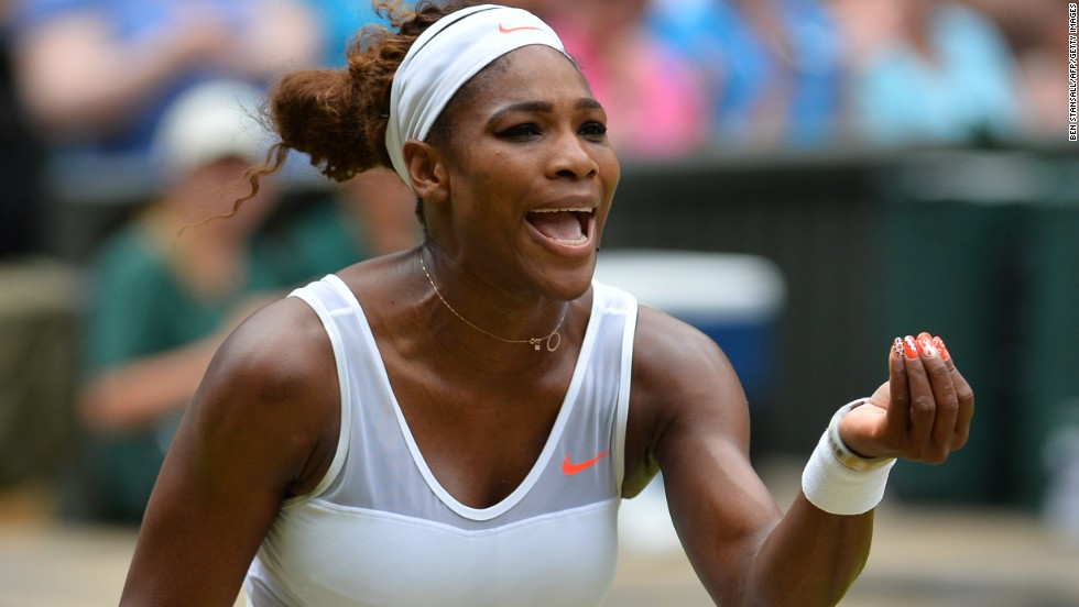 Five-time Wimbledon champion Serena Williams, who usually has a big family entourage, will arrive full of confidence after winning the French Open at Roland Garros. The U.S. star is two grand slams short of Steffi Graf's Open Era record of 22.