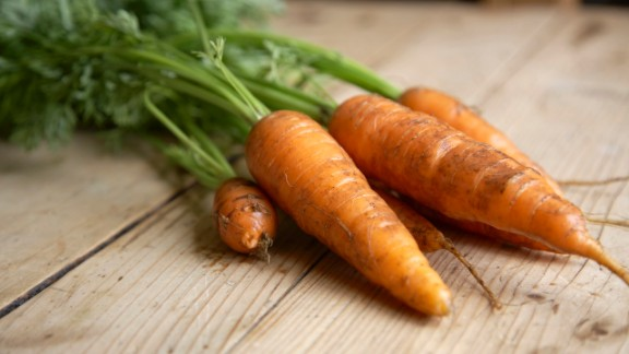 The beta-carotene found in carrots is one of the most potent carotenoids and protects your skin from the sun.