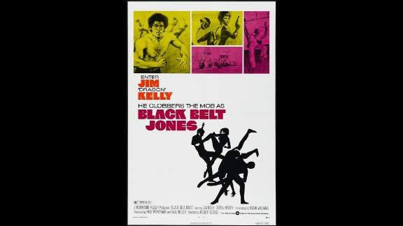 """Kelly starred in """"Black Belt Jones."""""""