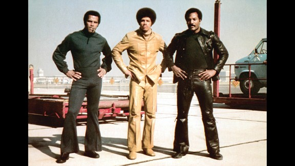 "Kelly went on to star in ""Three the Hard Way"" with Fred Williamson and Jim Brown in 1974."