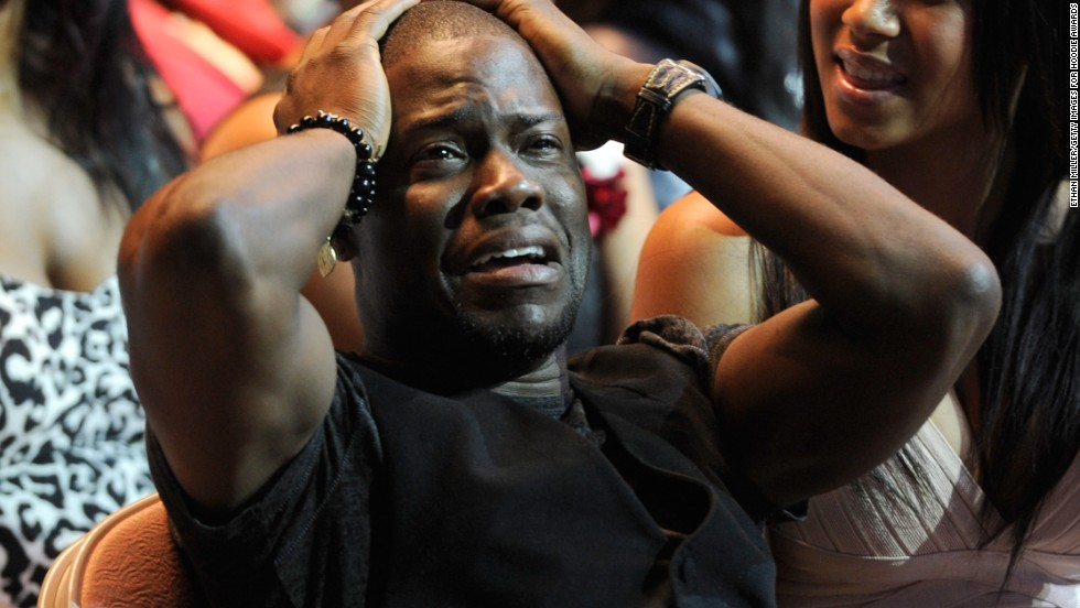 Image result for kevin hart crying