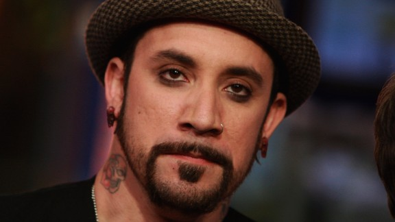 Backstreet Boys member A.J. McLean last checked into rehab in 2011. He had previously been treated for depression, anxiety and excessive alcohol consumption.