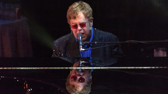 "Sir Elton John told USA Today that he swore off drugs and alcohol in 1990. He said, ""If I ever find myself in a situation where there are drugs, I can smell the cocaine. I can feel it in the back of my throat, that horrible feeling of taking the first hit of cocaine. And I leave."""
