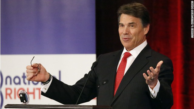 The case against Gov. Rick Perry