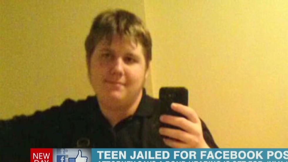 Bond hearing scheduled for 'Facebook threat' teen