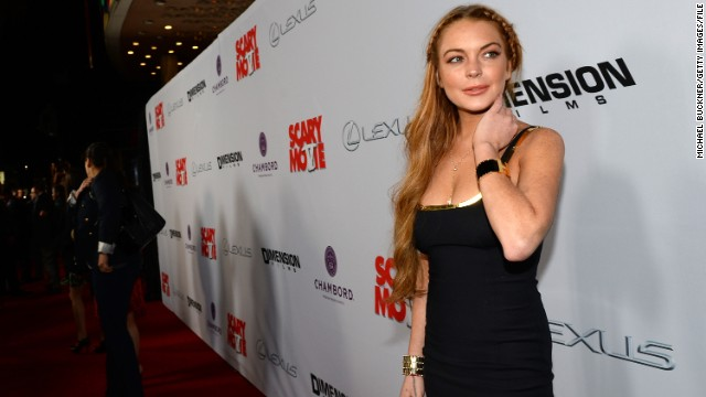 Lindsay Lohan is currently in court ordered rehab.