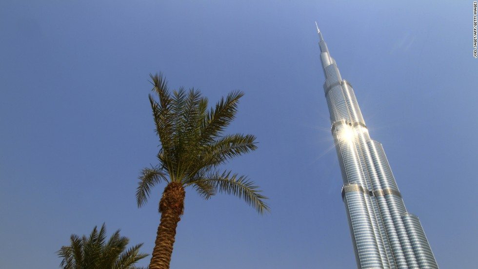 "The Burj Khalifa featured in Mission Impossible: Ghost Protocol. One scene featured <a href=""http://www.youtube.com/watch?v=CRidzH7j-gk"" target=""_blank"">Tom Cruise swinging from the windows</a> and climbing the side of the massive structure."