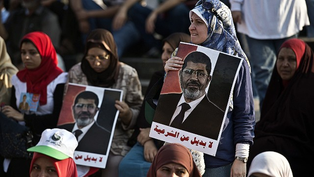 Muslim Brotherhood: This is end of democracy