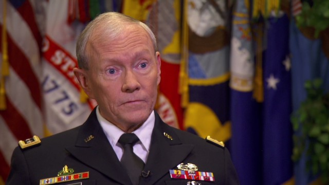 Gen. Dempsey: World needs a stable Egypt