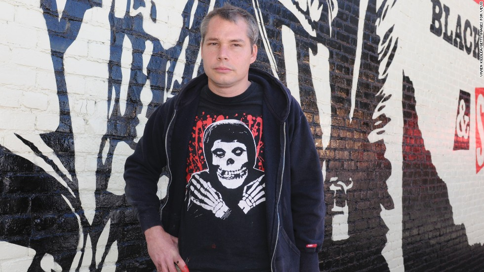 "Artist Shepard Fairey, who created the ""Hope"" poster for President Obama's 2008 campaign, developed a clothing line called Obey."