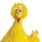 sesame street muppet big bird
