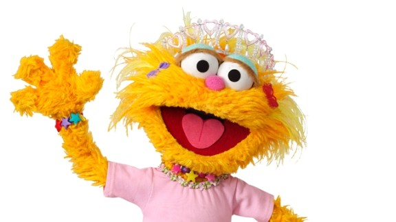 "Zoe broke into ""Sesame Street's"" largely male Muppet cast in 1994, becoming the show's stand-out female character. As she appears to be about the same age as Elmo, the two often spend time together. They are understood to be best friends."