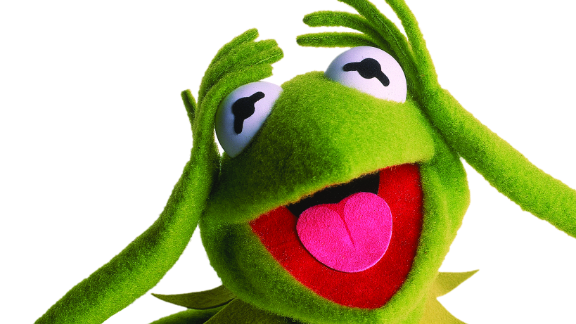 "The Muppet Show made him a star, but Kermit the Frog had begun winning younger fans on ""Sesame Street,"" explaining to kids that ""It's Not Easy Bein' Green"" for the first time in 1970."