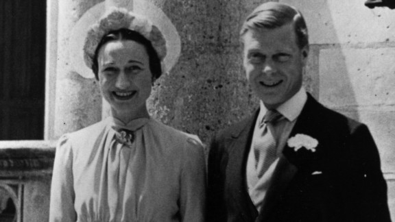 Certain choices are believed to be off-limits as first names -- Edward is unlikely to be picked, since King Edward VIII caused a scandal in 1936, abdicating the throne in order to marry American divorcee Wallis Simpson.