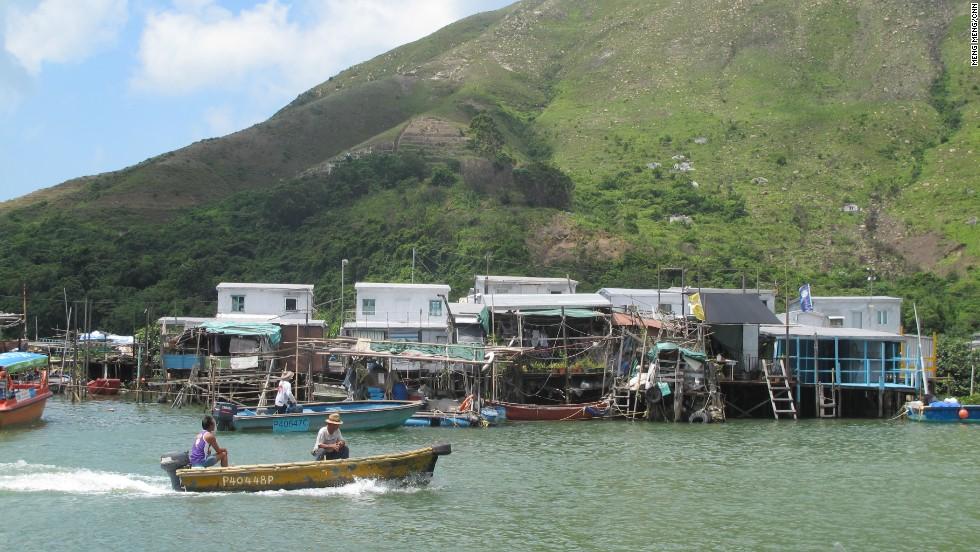 Hong Kong's Tai O fishing village torn between tourism and