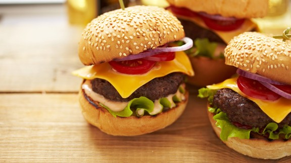 """And finally, red meat doesn't make the MIND diet menu either, but the diet does allow people to eat a serving once a week. A number of studies link red or processed meat consumption with chronic conditions <a href=""""http://www.ncbi.nlm.nih.gov/pubmed/26017245"""" target=""""_blank"""" target=""""_blank"""">and heart problems.</a>"""