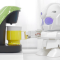 Rapiro robot makes coffee