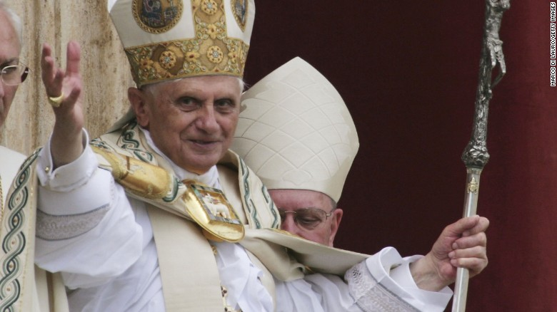 benedict xvi The facts about pope benedict xvi - joseph alois ratzinger what you need to know about the man who claimed to be the pope from 2005-2013 fr joseph a ratzinger benedict xvi.