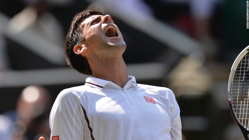 Djokovic had to dig deep during his semifinal classic against Del Potro as he was taken to five titanic sets.