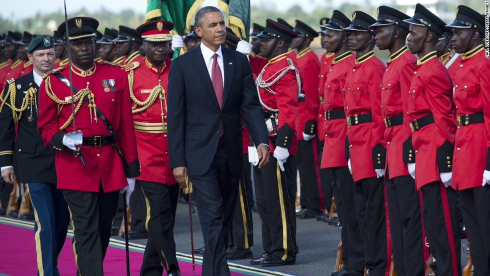 The Maasai had hoped that President Barack Obama's official visit to Tanzania last week would help bring attention to their cause.