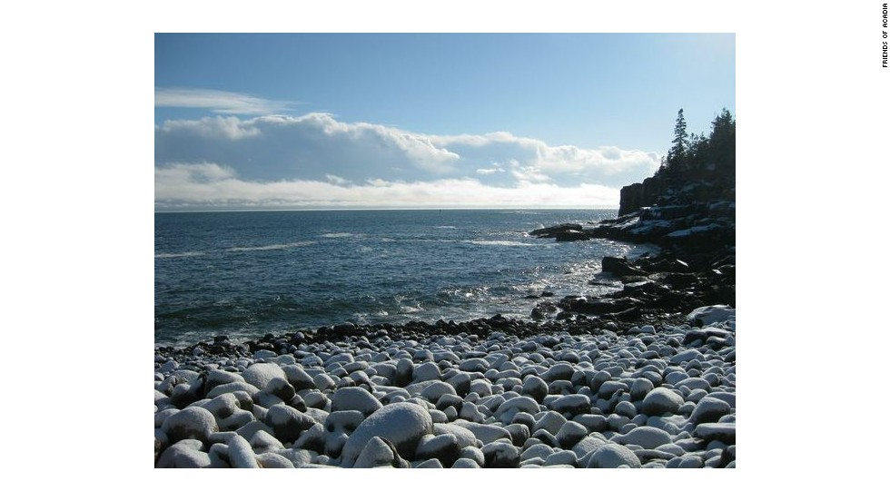 "Nearly 2.5 million people visited Maine's <a href=""http://www.cnn.com/2013/07/11/travel/acadia-summer-park/index.html"">Acadia National Park</a> last year. Mid-October is usually a busy time of year, with travelers coming in to check out the colorful fall leaves in the forests."