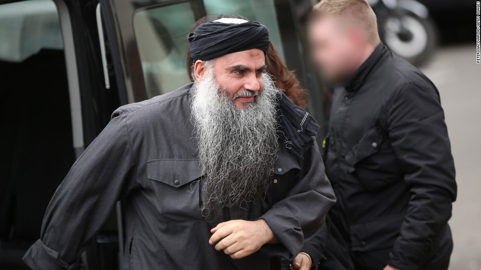 Abu Qatada won his appeal against deportation in November 2012, claiming he would not get a fair trial in Jordan where he is accused of plotting bomb attacks.