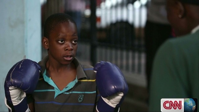 A boxing haven for South African youth