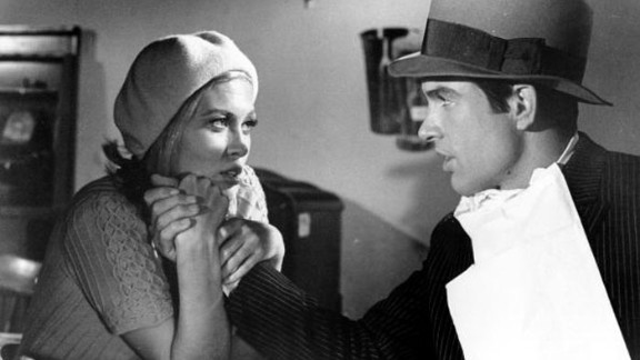 """""""Bonnie and Clyde"""" (1967): The turnaround on this Arthur Penn film, starring Warren Beatty and Faye Dunaway as the bank robbers, was abrupt and history-changing. Newsweek panned it, reconsidered and then ran a rave. The film was initially dumped in drive-ins, then released in first-run theaters. Its success -- financial and critical -- helped usher in the New Hollywood that dominated the 1970s."""