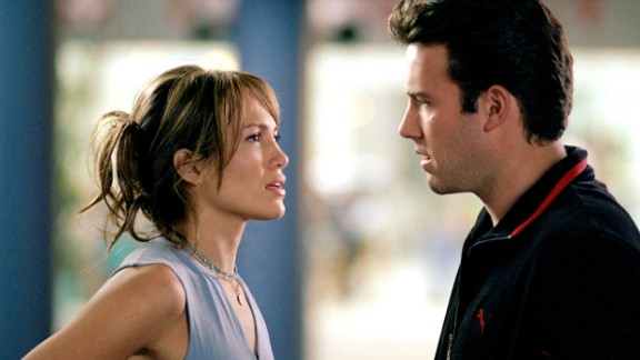 """""""Gigli"""" (2003): Oh, for the days of """"Bennifer"""" -- that is, Ben Affleck and Jennifer Lopez, who were a couple during the making of this film. The gossip, a big budget and a disorganized plot (not to mention an unpronounceable title) crashed this comedy, but several critics pointed out it had its moments."""