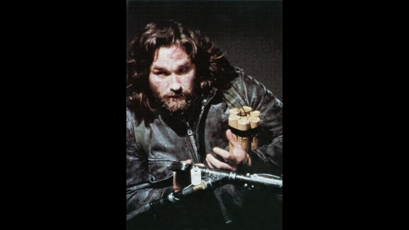"""""""The Thing"""" (1982): John Carpenter's version of the 1951 Howard Hawks shocker was also criticized for its gore, but some viewers have since hailed it as one of the scariest films of all time. Just ask John Sayles. Kurt Russell was the star."""