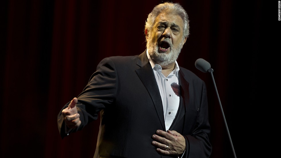 LA Opera to investigate sexual harassment allegations against Placido Domingo