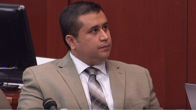 Lesser charge for Zimmerman?