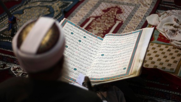 The prophet of Islam (CNN