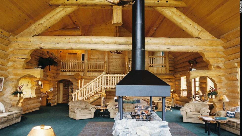10 Spectacular National Park Lodges   CNN Travel