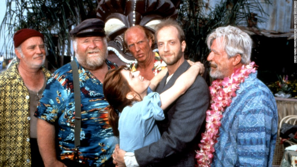 "A reader named Steve said he was ""surprised 'Cabin Boy' didn't make this list."" The 1994 fantasy flick earned star Chris Elliott, second from right, <a href=""http://www.listal.com/list/razzie-nominated-films-1990s"" target=""_blank"">a Razzie nomination</a> for ""worst new star."""