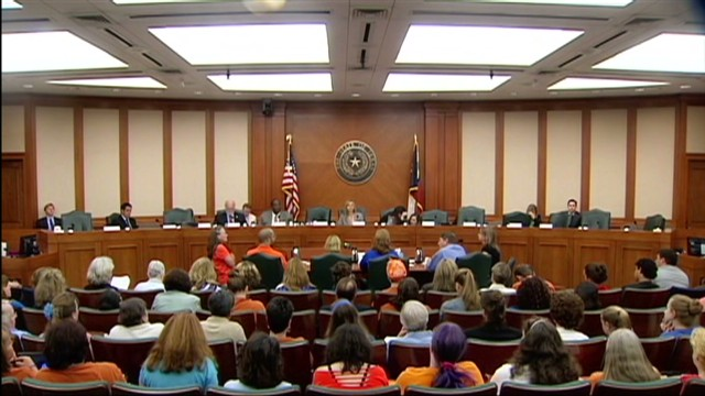 Texas House votes on measure