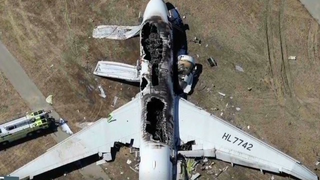 NTSB: Pilot sees light before crash