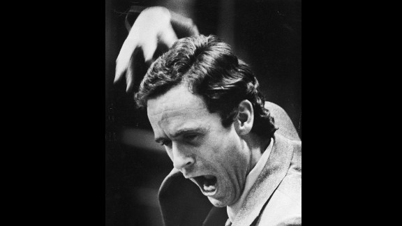 Ted Bundy raped and killed at least 16 young women in the early to mid-1970s before he was executed in 1989. A crowd of several hundred gathered outside the prison where he was executed, and they cheered at the news of his death.