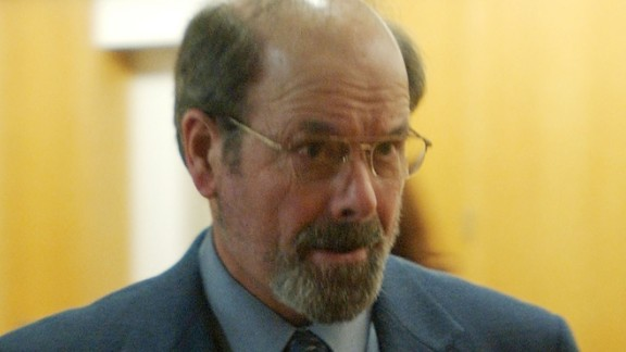"""The BTK Strangler, Dennis Rader, killed 10 people between 1977 and 1991 in the Wichita, Kansas, area. He was sentenced to 10 consecutive life terms in 2005. Rader named himself BTK, short for """"bind, torture, kill."""""""