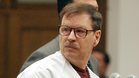 Gary Leon Ridgway, also known as the Green River Killer, confessed to 48 killings after his DNA was linked to a few of his victims. Remains of his victims, mostly runaways and prostitutes, turned up in ravines, rivers, airports and freeways in the Pacific Northwest.