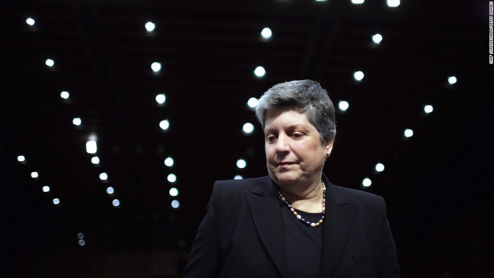 Janet Napolitano Fast Facts