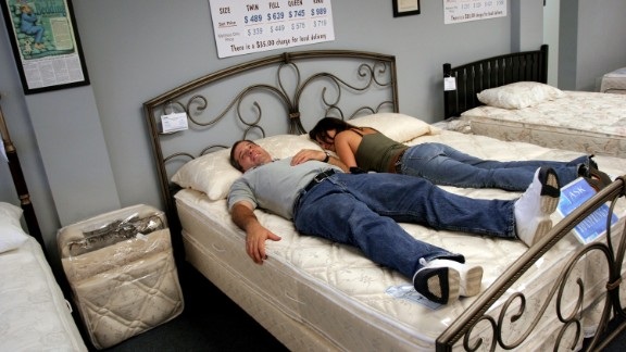 Retailers tend to source heavy and highly regulated products like mattresses from the United States to keep shipping costs down, said Gardner Carrick of the Manufacturing Institute.