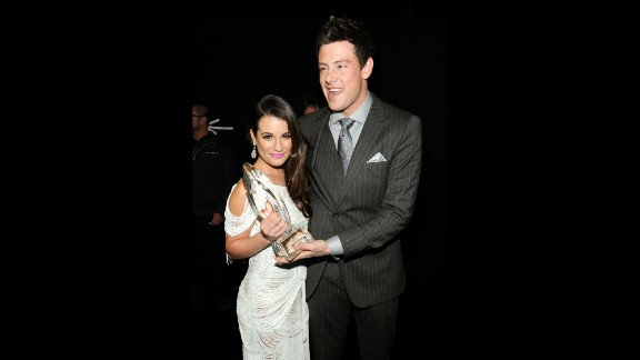 Michele and Monteith  attend the 2012 People