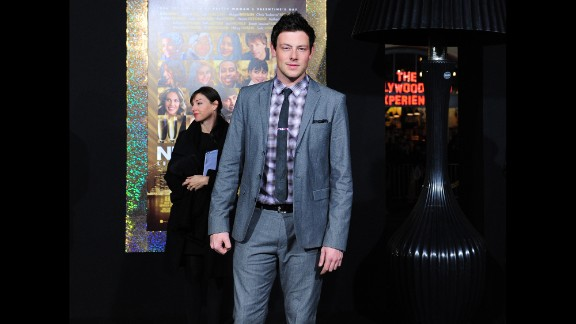"Monteith attends the premiere of ""New Year"